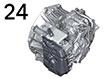 24 Automatic transmission
