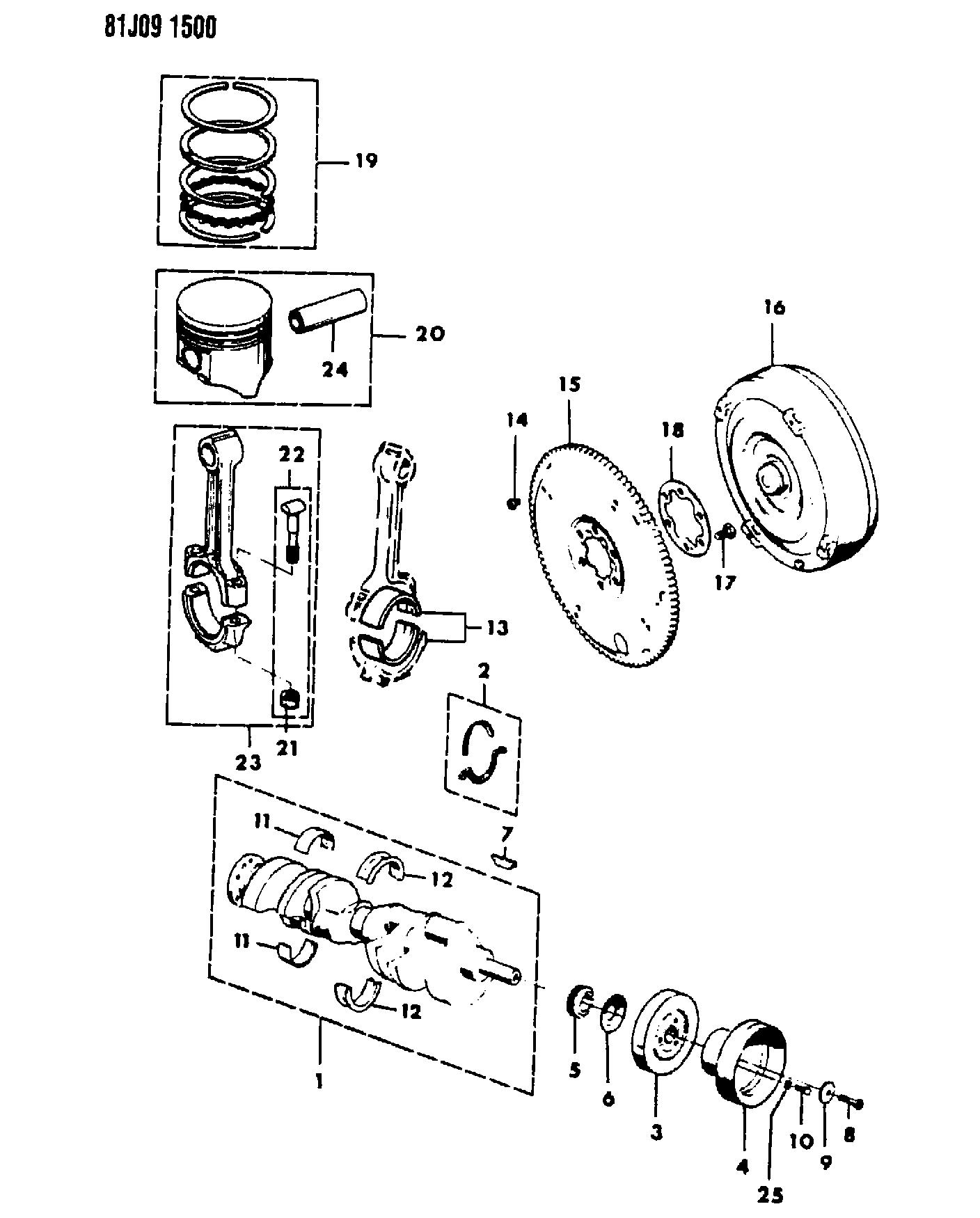 8 cylinder engine diagram