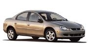 P2 - DODGE NEON (CKD) (CKD, EXPORT, MEXICO)