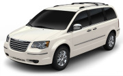 RS - CARAVAN /  TOWN & COUNTRY (CKD, EXPORT, MEXICO)