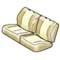 intermediate seat cover