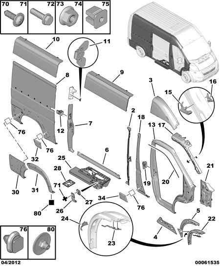 V9 Engine Car