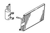 Electrical.A/C Accumulator, Condensr/Compressr