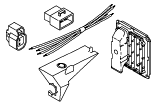 Electrical.Wiring System & Related Parts