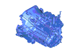 Силовой агрегат.Механическая коробка передач