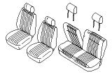 Аксессуары.Seat Covers