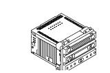 Электрические элементы.Аудио/развл.блок,установ.на заводе