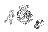 Engine And Related Parts.Alternator/Starter Motor & Ignition