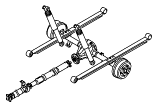 Rear Axle - Rear Suspension