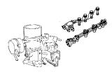 V Engine - Petrol.Fuel System - Engine