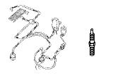 V Engine - Petrol.Emission Control - Vacuum Lines
