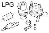 Comfort.LPG - Fuel System And Related Parts