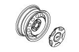 Brakes - Brake Pipes - Wheels.Wheels, Covers And Spare Wheel