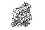 Рядный бензиновый двигатель