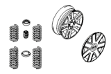 Suspension System And Wheels