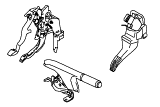 Pedals And Related Parts