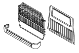 Body And Related Parts.Rear Panels/Bumper & Window