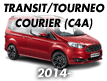 Transit/Tourneo Courier 2014-