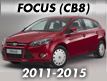 Focus CB8 2011-2015