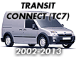 Transit Connect TC7 2002-2013