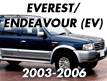 Everest/Endeavour EV 2003-2006