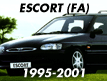 Escort FA 1995-2001