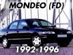 Mondeo FD 1992-1996