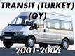 Transit GY (Turkey) 2000-2006
