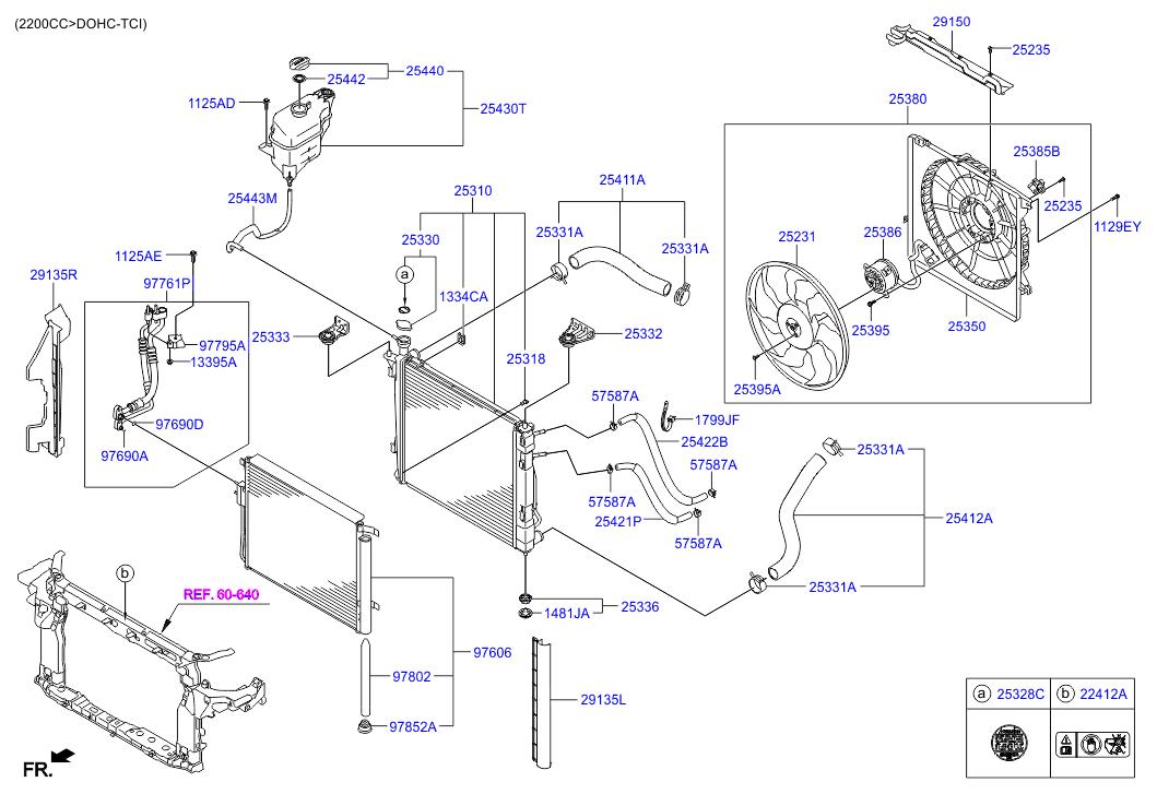 general engine cooling diagram wiring diagram car radiator cooling system general motors 96143112, engine coolant