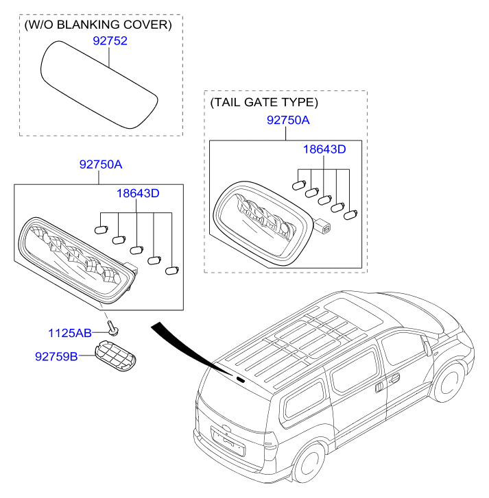 Hyundai Starex Engine Diagram