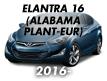ELANTRA 16 (ALABAMA PLANT-EUR) (2016-)