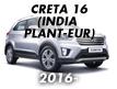 CRETA 16 (INDIA PLANT-EUR) (2016-)
