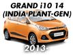 GRAND i10 14 (INDIA PLANT-GEN) (2013-)