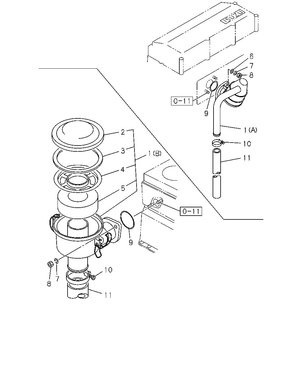Ce 10648 Chr Cjr Cqr 90 99 0 Engine Emission L24 Diagram A 6qa1 Std Eng