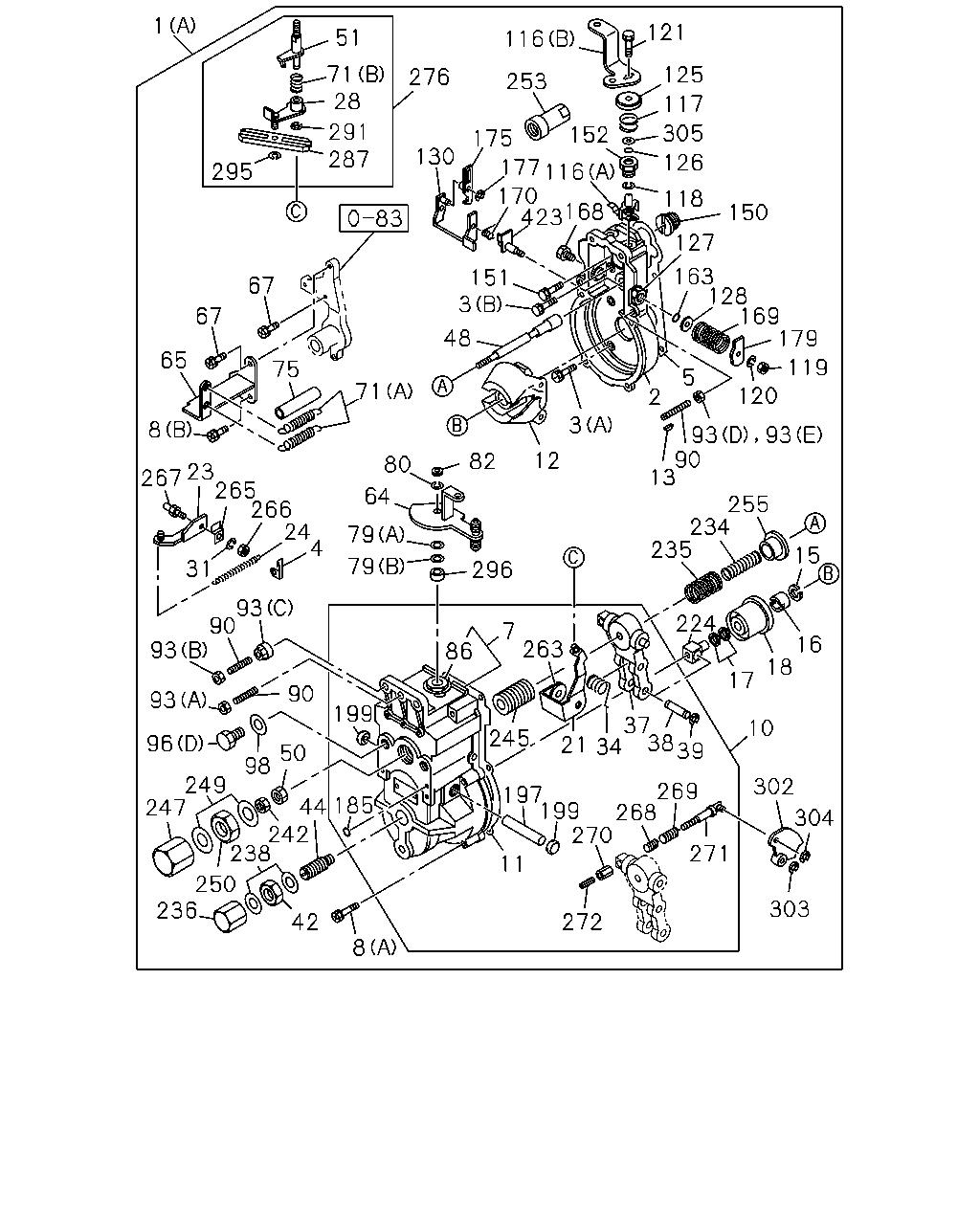 Mt 10650 Mt111112 91 04 0 Engine Emission F 117 Diagram Parts