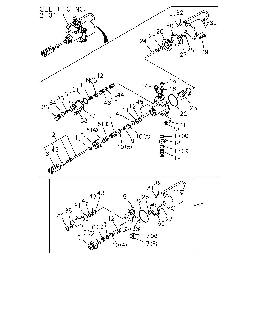 c e 10660 cxz rhd 90 95 2 clutch transmission trans axle OCD Diagram code