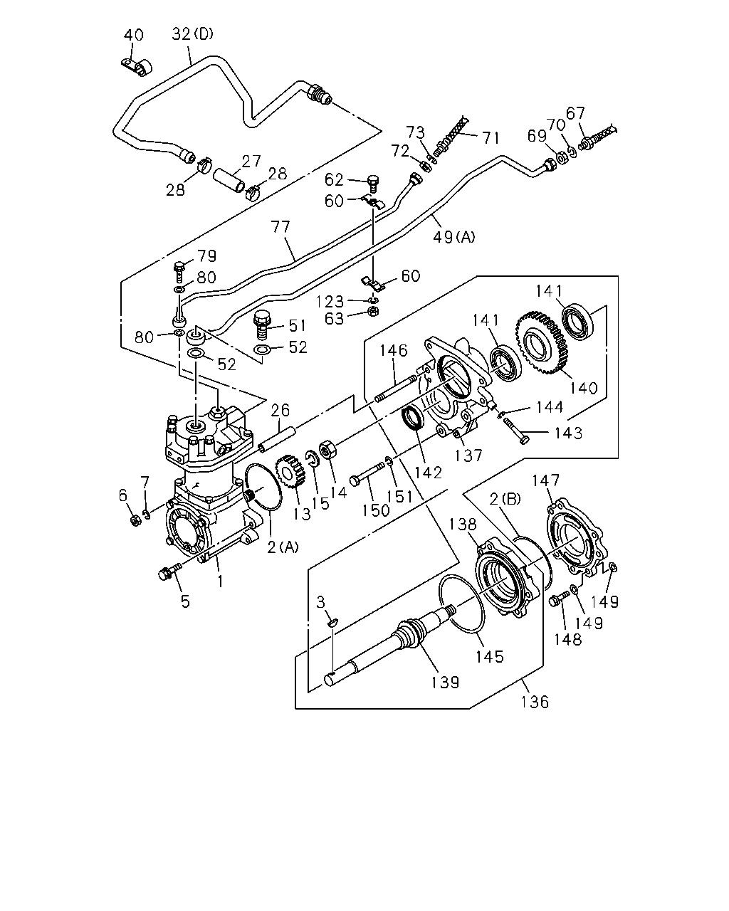 Ce 10661 Cvr 90 95 0 Engine Emission Electrical L24 Diagram B 6qa1 Std Eng