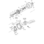 4-11 - FRONT HUB AND DRUM OR ROTOR