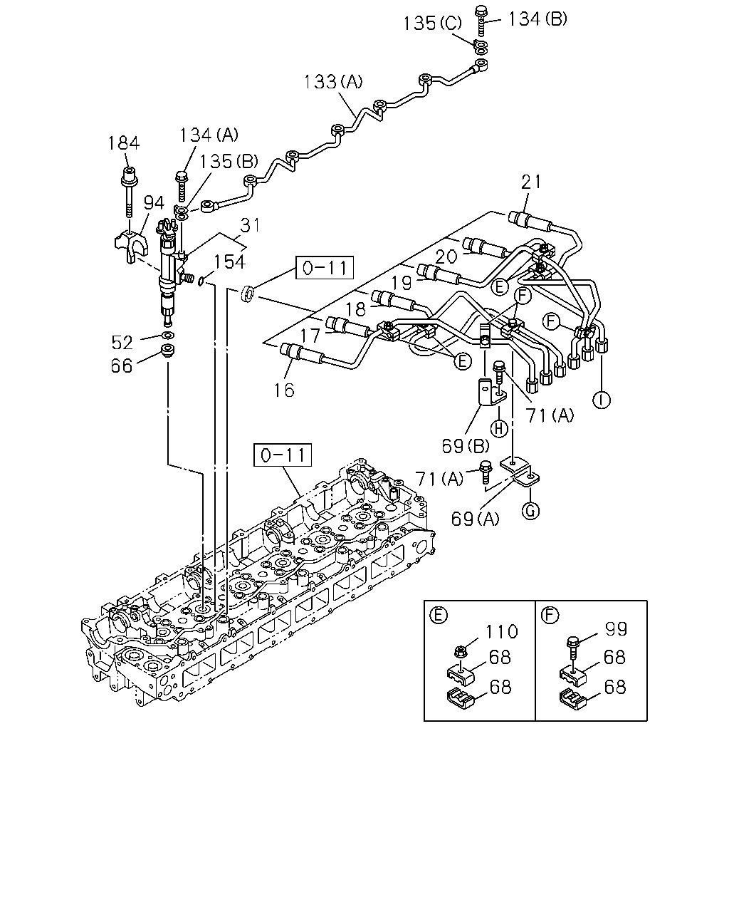 f g 11304 fvm aust nz euro5 11 15 engine emission engine Engine Head Cover code