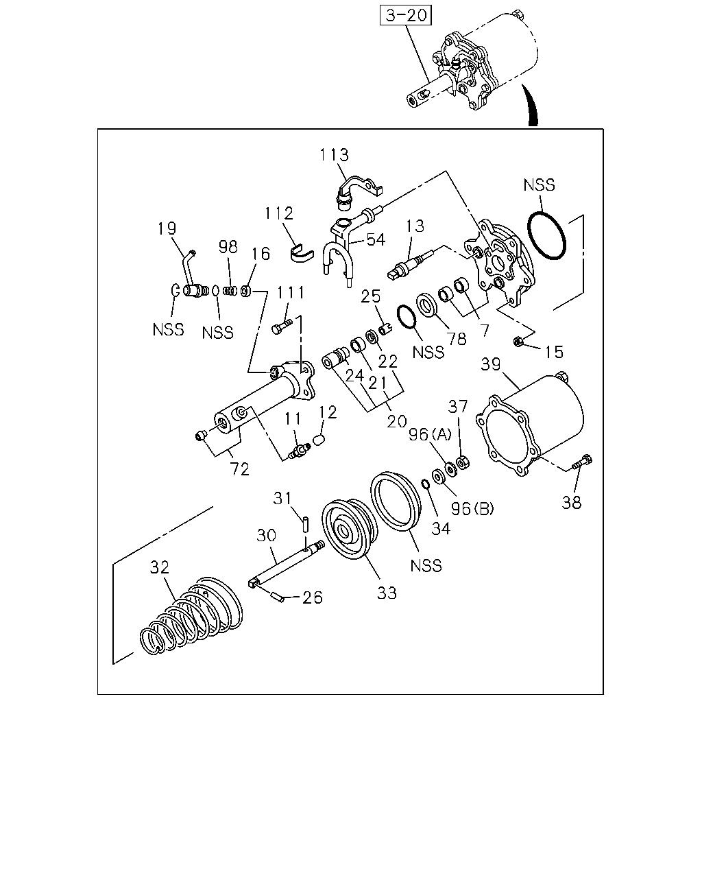 F&G, 10781 - FTR(THAI) 00 - 03, 3 - Brakes, Brake System, 3-33 - AIR