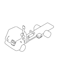 1 - Fuel Tank, Cooling, Air Intake, Exhaust System