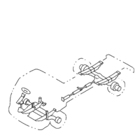 4 - Propeller Shaft, Axles, Steering, Suspension
