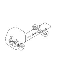 4 - Propeller Shaft, Axles, Steering, Suspension