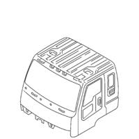 6 - Exterior Body, Glass Mounting, Door Trim, Molding