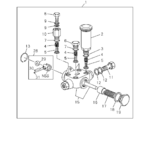 0-84 - FEED PUMP; INJECTION PUMP