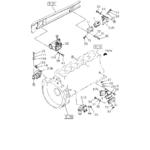 0-22 - ENGINE MOUNTING