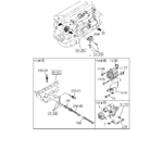 0-60 - ENGINE ELECTRICAL CONTROL PARTS
