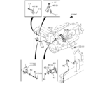 1-55 - EXHAUST BRAKE VALVE AND CONTROL CYLINDER