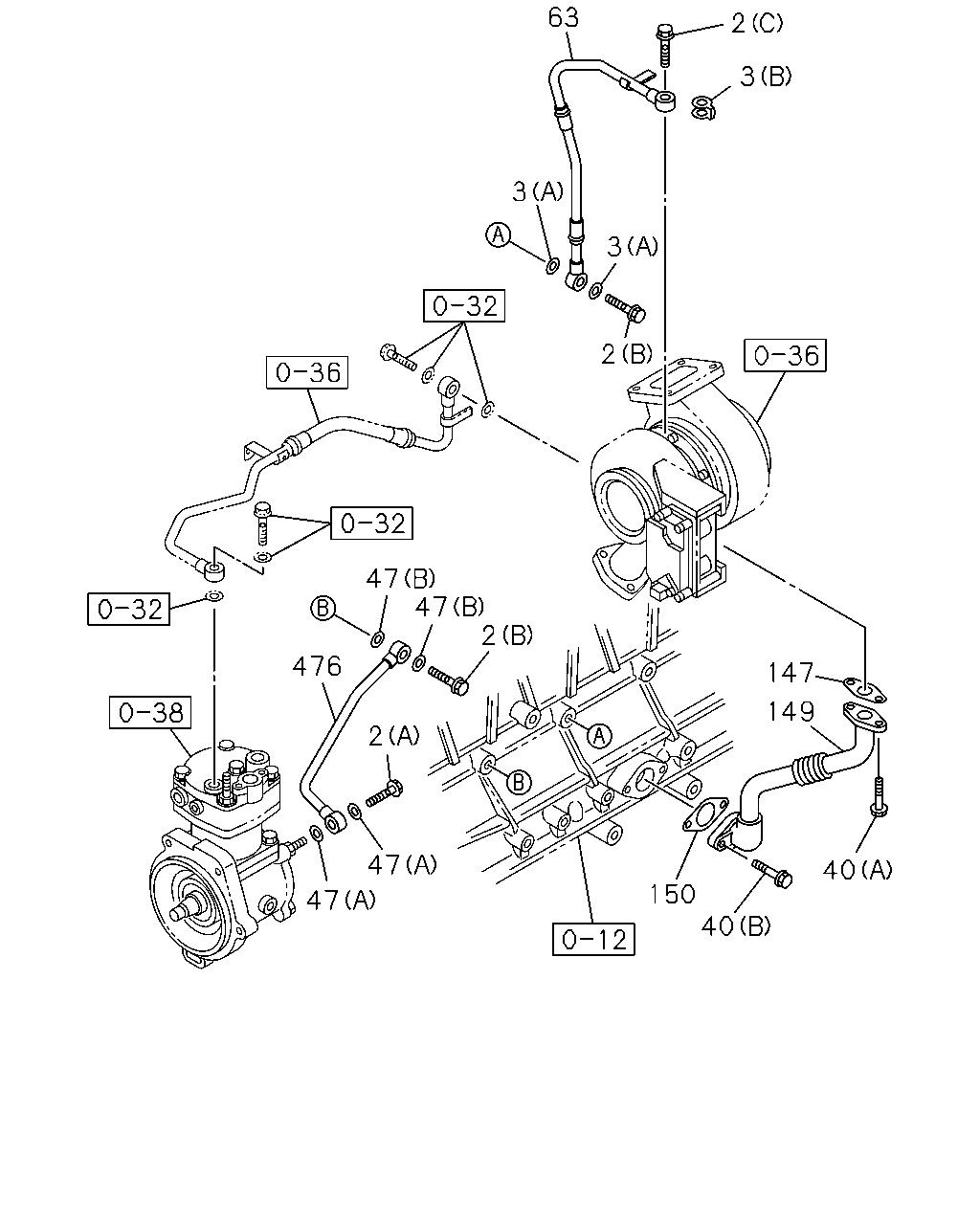 F&G, 11716 - FTR AUST/NZ EURO5 16 - , 0 - Engine, Emission ... on 2.0l engine diagram, inline 4 cylinder engine diagram, 5.3l engine diagram,