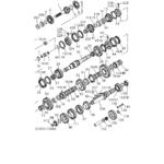2-26C - MANUAL TRANSMISSION GEAR